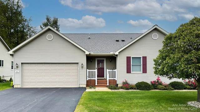 3052 Arborwood #44, Spring Arbor Twp, MI 49283 (#543283982) :: GK Real Estate Team