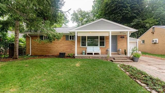 370 Glenwood Street, Ann Arbor, MI 48103 (#543283983) :: Duneske Real Estate Advisors