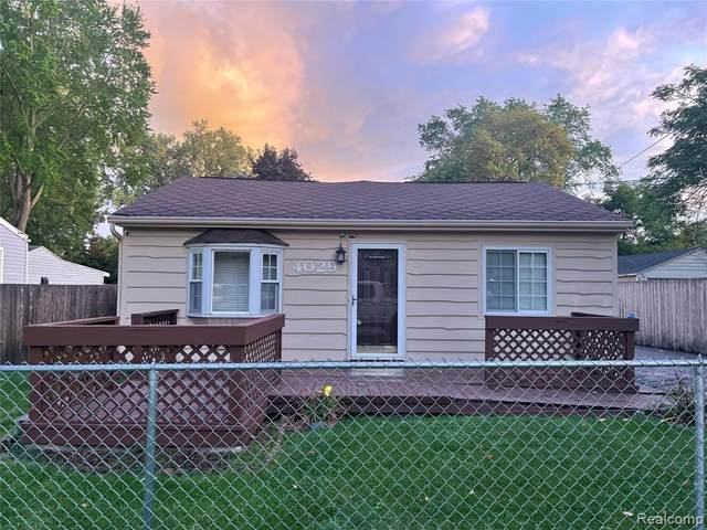 4029 Clairmont Avenue, Flint Twp, MI 48532 (#2210077763) :: Real Estate For A CAUSE