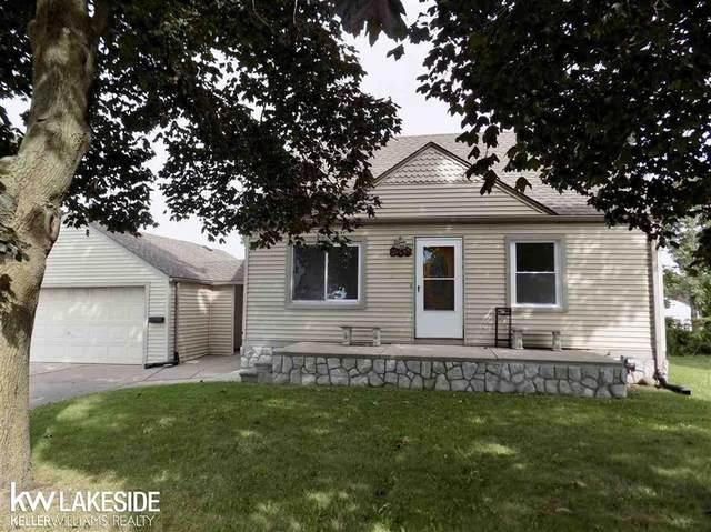 26844 Belleair, Roseville, MI 48066 (#58050055166) :: Duneske Real Estate Advisors