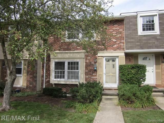 1708 Brentwood Drive, Troy, MI 48098 (#2210077811) :: Duneske Real Estate Advisors