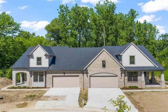 3833 Albatross Ct 27/14, Rochester Hills, MI 48309 (#58050055202) :: Real Estate For A CAUSE