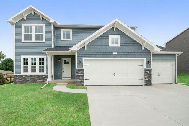 5871 Lynn Drive, Allendale Twp, MI 49401 (#65021106130) :: Duneske Real Estate Advisors