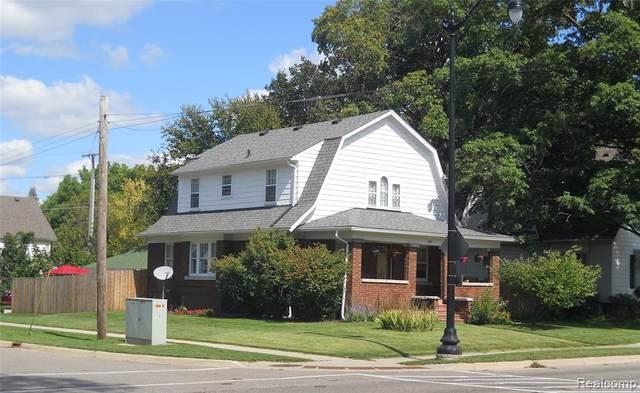 403 E Grand River Avenue, Fowlerville Vlg, MI 48836 (#2210077907) :: GK Real Estate Team