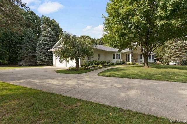 1292 Krsul Drive, Flint Twp, MI 48532 (#2210077967) :: Real Estate For A CAUSE
