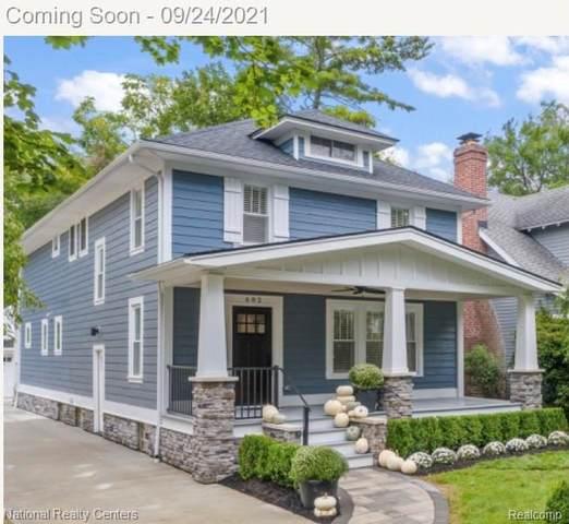 682 Thayer Boulevard, Northville, MI 48167 (#2210077986) :: Duneske Real Estate Advisors