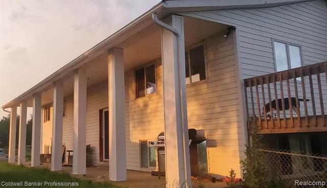 2590 N Blacks Corners Road, Goodland Twp, MI 48444 (#2210078004) :: Duneske Real Estate Advisors