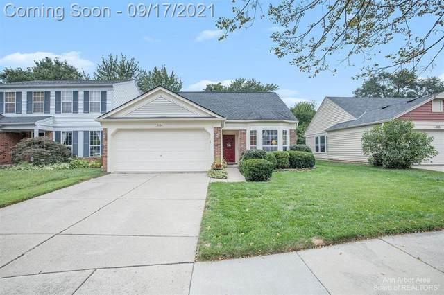 3104 Turnberry Lane, Ann Arbor, MI 48108 (#543283895) :: RE/MAX Nexus