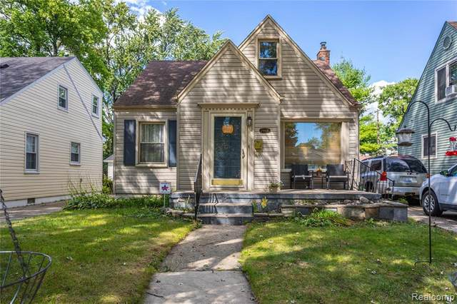 24400 Penn Street, Dearborn, MI 48124 (#2210078079) :: GK Real Estate Team