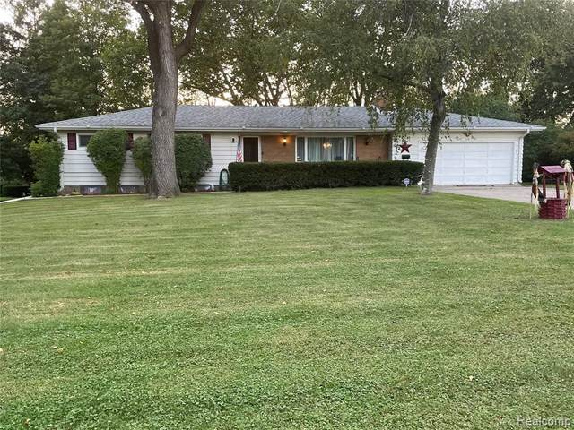 3044 Keith Drive, Flint Twp, MI 48507 (#2210078205) :: Real Estate For A CAUSE