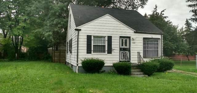409 W Pierson, Flint Twp, MI 48504 (#5050055349) :: Real Estate For A CAUSE