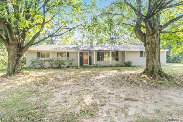 1381 Ashover Drive, Bloomfield Twp, MI 48304 (#2210078300) :: GK Real Estate Team