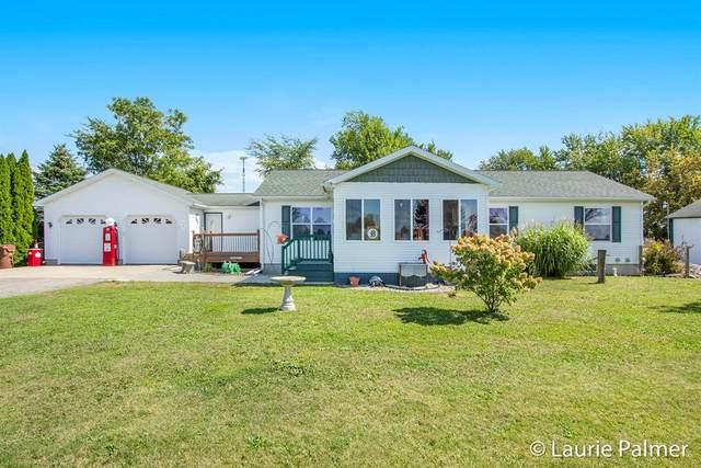 4024 Clarksville Road, Sebewa Twp, MI 48875 (#65021106435) :: The Alex Nugent Team | Real Estate One