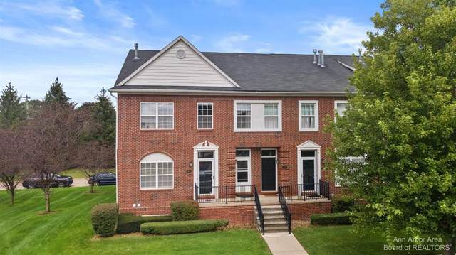 14351 Vauxhall Drive #116, Sterling Heights, MI 48313 (#543283782) :: The Vance Group   Keller Williams Domain