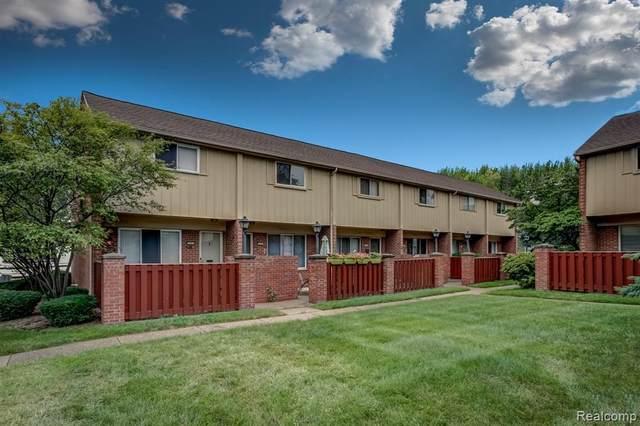 327 W Lincoln Avenue, Royal Oak, MI 48067 (#2210078352) :: Real Estate For A CAUSE