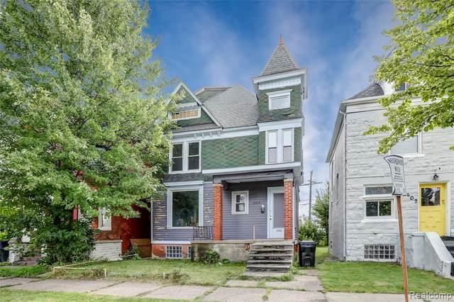 408 Horton Street, Detroit, MI 48202 (#2210078391) :: RE/MAX Nexus