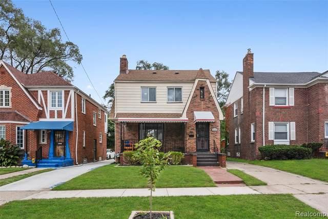 18250 Prairie Street, Detroit, MI 48221 (#2210078405) :: Alan Brown Group