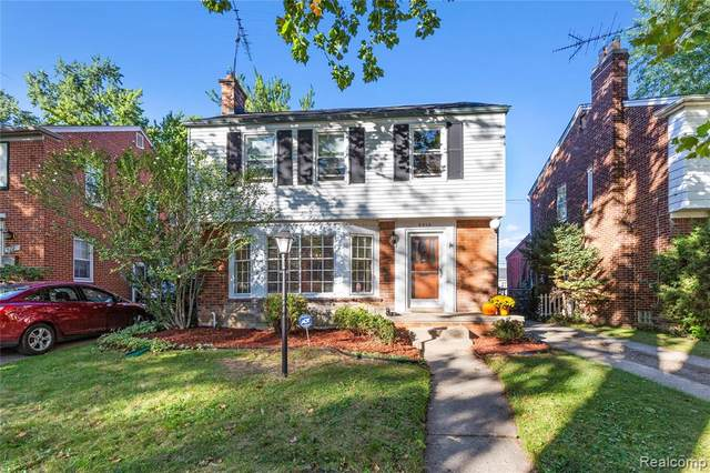 5212 Hillcrest Street, Detroit, MI 48236 (#2210078442) :: GK Real Estate Team