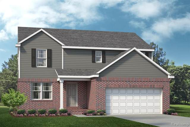 51855 West End Drive, Shelby Twp, MI 48315 (#2210078443) :: Robert E Smith Realty