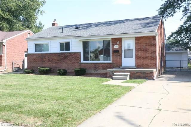 468 Harrison Street, Garden City, MI 48135 (#2210078464) :: GK Real Estate Team