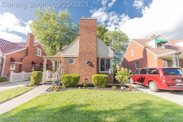 1054 Riverbank Street, Lincoln Park, MI 48146 (#2210078497) :: GK Real Estate Team