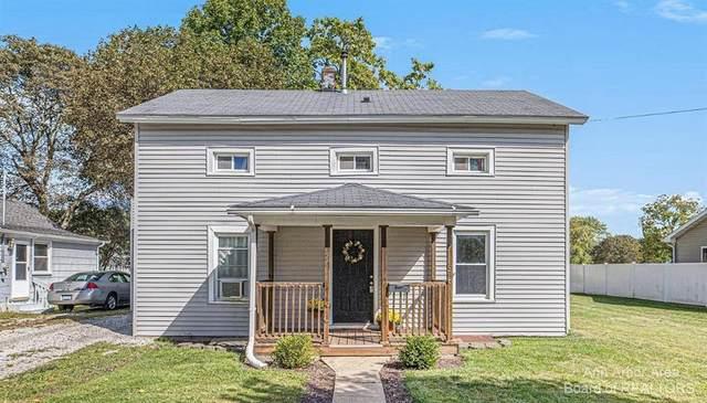 316 N Pearl Street, Tecumseh City, MI 49286 (#543284023) :: The Vance Group | Keller Williams Domain
