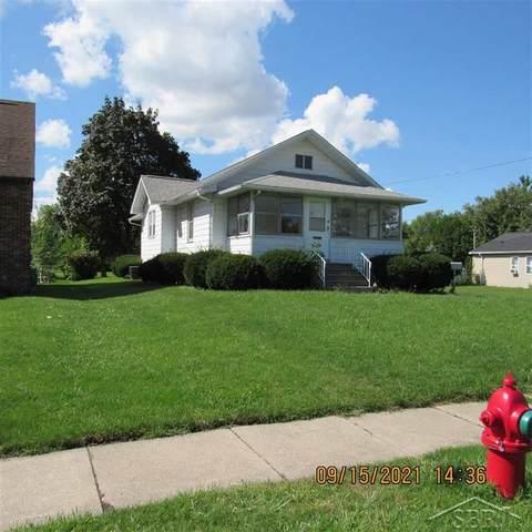 3171 Church, Carrollton Twp, MI 48604 (#61050055429) :: The Vance Group | Keller Williams Domain