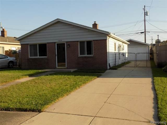 20076 Ellis Street, Roseville, MI 48066 (#2210078571) :: The Vance Group   Keller Williams Domain