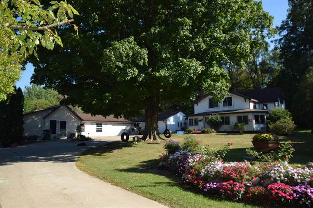 50221 County Road 681, Lawrence Twp, MI 49064 (#69021106533) :: The Vance Group | Keller Williams Domain