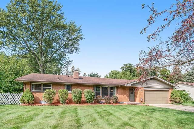 56 Birch Hill Drive, Battle Creek, MI 49015 (#64021106476) :: The Alex Nugent Team   Real Estate One