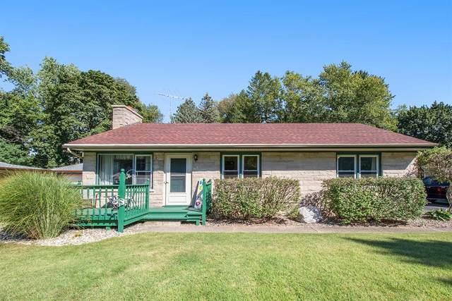 249 W Hamilton Lane, Battle Creek, MI 49015 (#66021106598) :: The Alex Nugent Team   Real Estate One