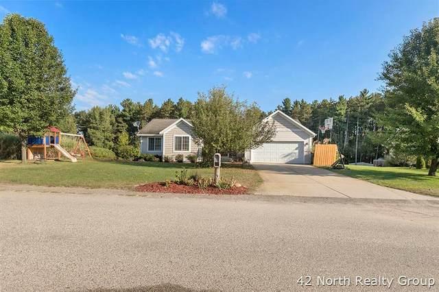 6146 Big Pine Drive, Rutland Twp, MI 49058 (#65021106591) :: Novak & Associates