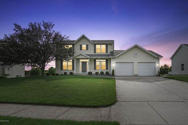 7647 Golf Meadows Drive, Caledonia Twp, MI 49316 (#65021106618) :: The Alex Nugent Team   Real Estate One