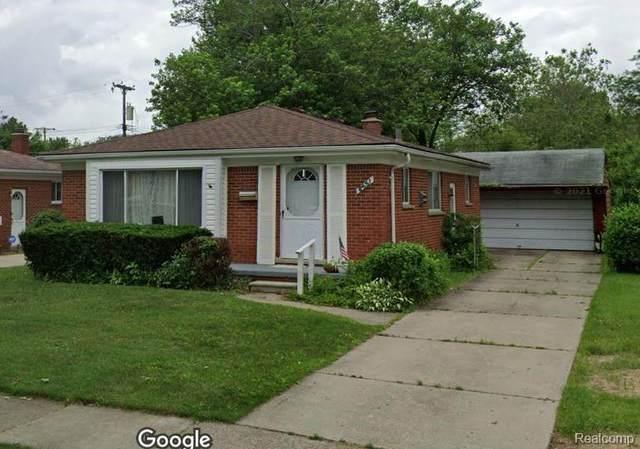 6551 Rosemary Street, Dearborn Heights, MI 48127 (#2210078600) :: The BK Agency