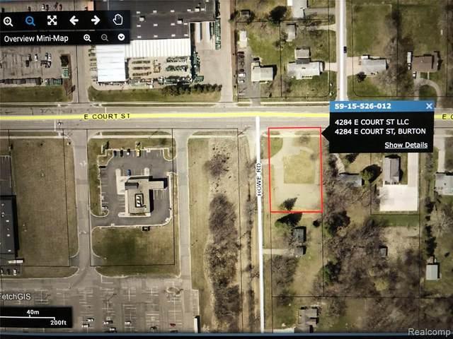 4284 E Court Street, Burton, MI 48509 (#2210078614) :: Real Estate For A CAUSE