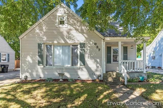 937 Blanchard Street SW, Wyoming, MI 49509 (#65021106642) :: The Alex Nugent Team   Real Estate One