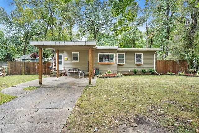1010 Iowa Street SW, Wyoming, MI 49509 (#65021106649) :: The Alex Nugent Team   Real Estate One