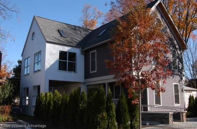 114 Rayson Street, Northville, MI 48167 (#2210078636) :: GK Real Estate Team