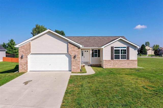 9315 Meadowview, Davison Twp, MI 48423 (#5050055481) :: GK Real Estate Team