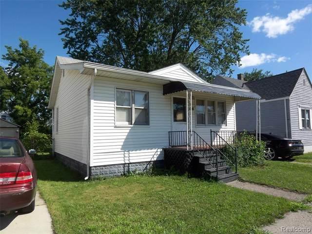 7535 Ford Avenue, Warren, MI 48091 (#2210078658) :: The BK Agency