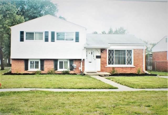 18970 Frazho Road, Roseville, MI 48066 (#58050055482) :: The BK Agency