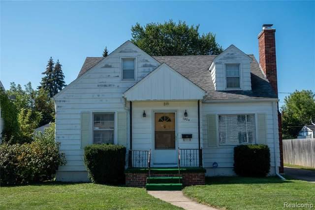 1404 Downey Street, Flint, MI 48503 (#2210078715) :: GK Real Estate Team