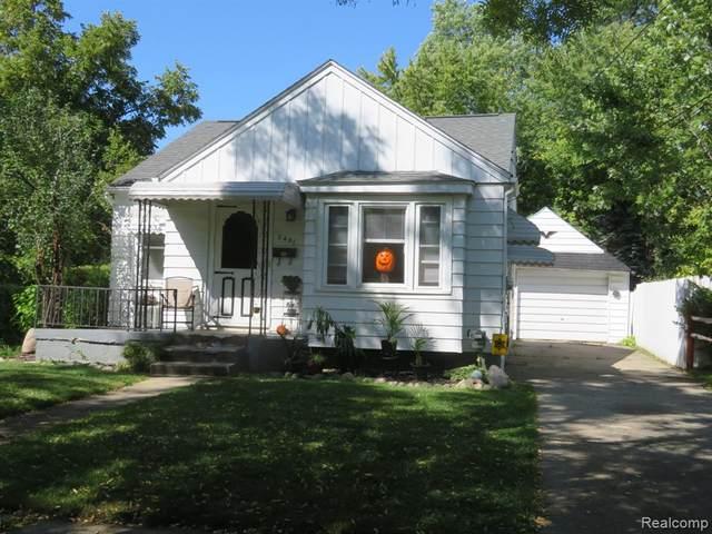 2401 Kentucky Avenue, Flint, MI 48506 (#2210078784) :: GK Real Estate Team