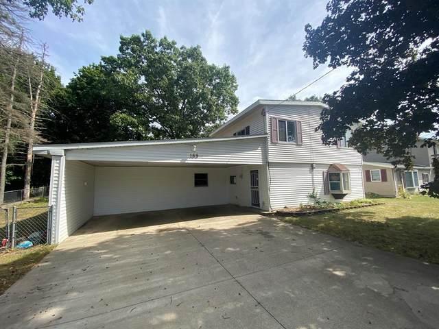 189 Ackerson Lake Drive, Napoleon Twp, MI 49201 (#67021106739) :: The Vance Group | Keller Williams Domain