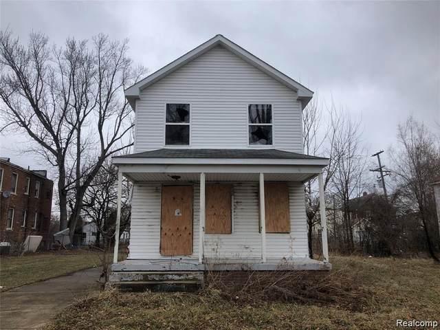 4276 Belvidere Street, Detroit, MI 48214 (#2210078830) :: RE/MAX Nexus