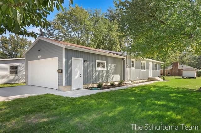 170 W Gardner Street, Sparta Vlg, MI 49345 (#65021106750) :: Novak & Associates