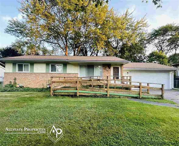5407 Litchfield Rd., Flint Twp, MI 48532 (#5050055540) :: Real Estate For A CAUSE