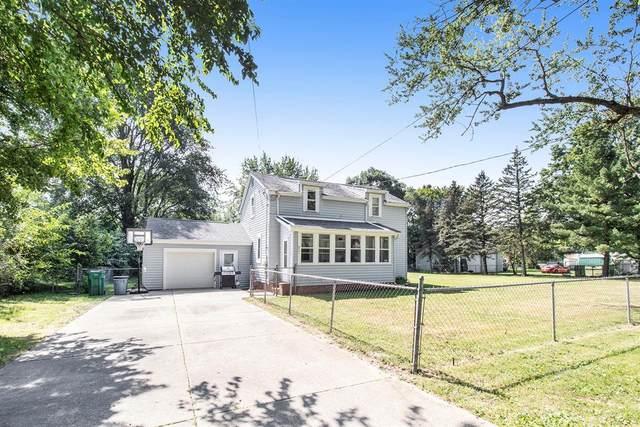 657 Marie Avenue, Bedford Twp, MI 49037 (#64021106753) :: GK Real Estate Team