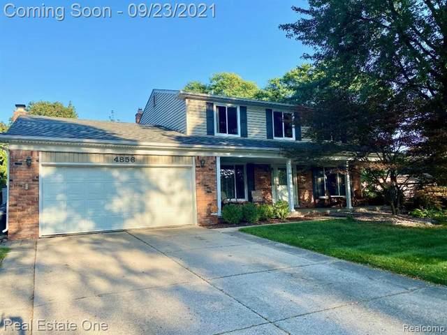 4856 Alton Drive, Troy, MI 48085 (#2210078882) :: GK Real Estate Team