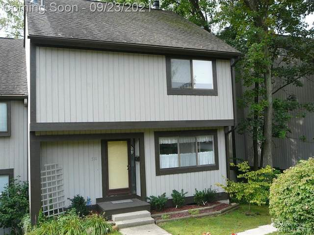 511 Carberry Hill, Brighton City, MI 48116 (#543284051) :: Real Estate For A CAUSE